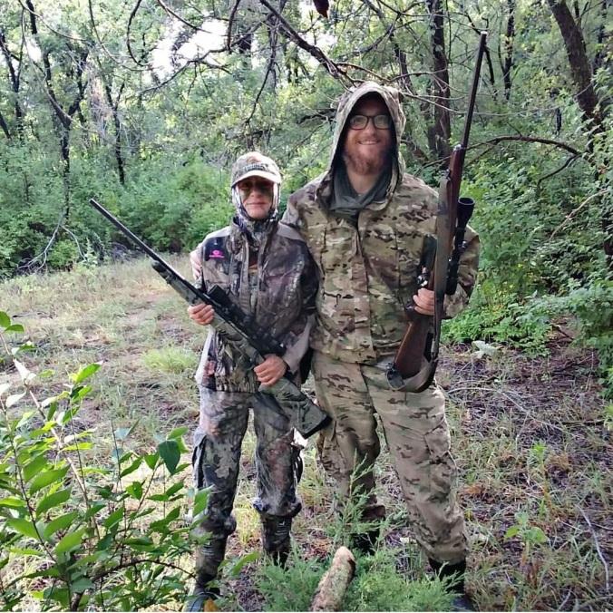 Yote Hunting